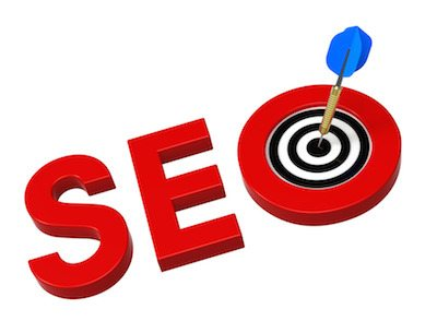 SEO with target smaller