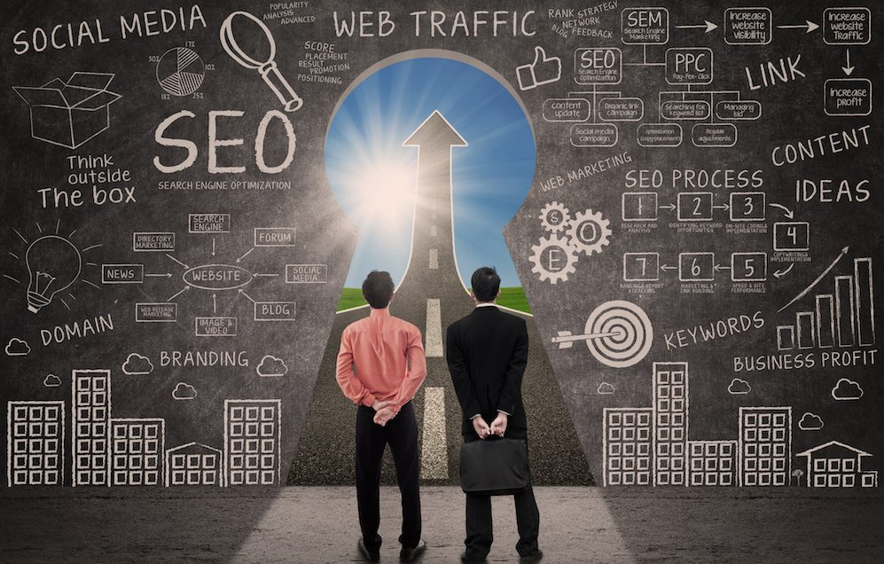 rank your site with seo