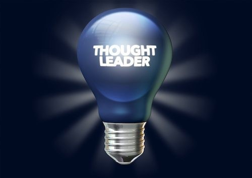 thought leader - Social Media for Business