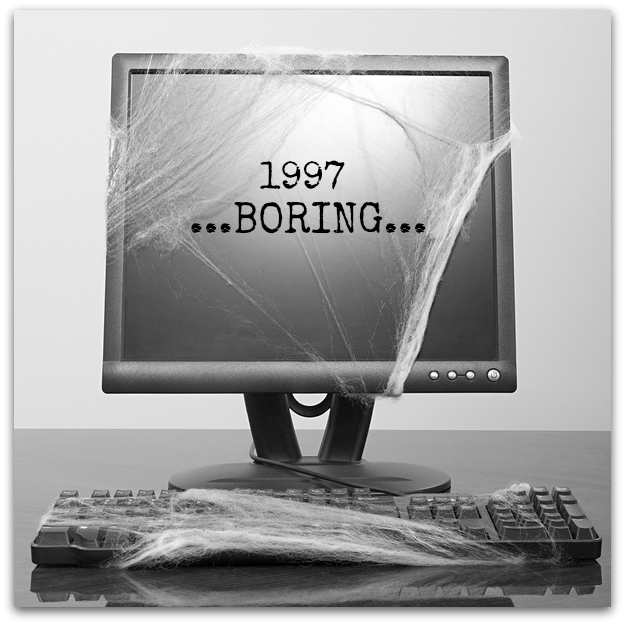 boring websites