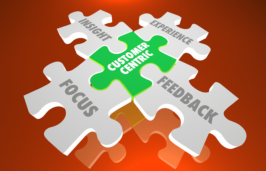 bigstock Customer Centric Puzzle Focus 235304005 - Challenging Your Customers