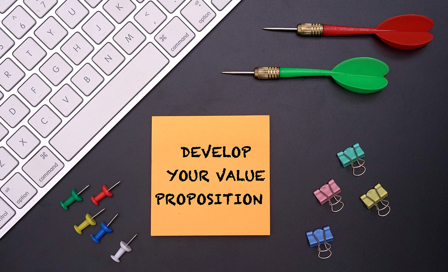 develop value proposition