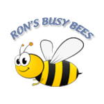 rons busy bees logo