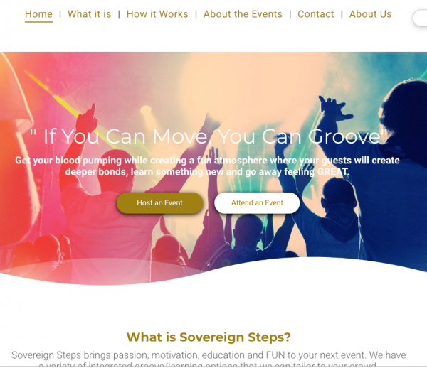 sovereign steps