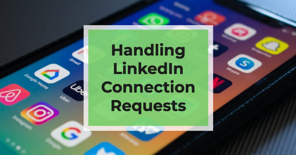 handling linkedin requests