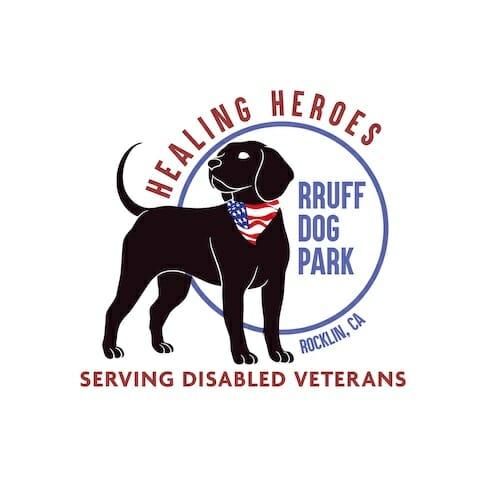 rruff healing heroes logo