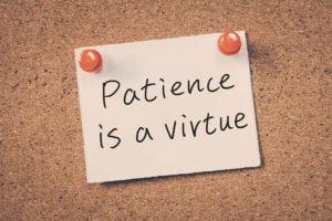 patience CEO leadership